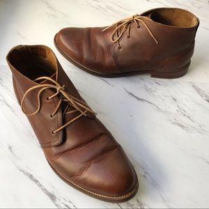 J Shoes Monarch Plus Chukka Boots Brown Size 11